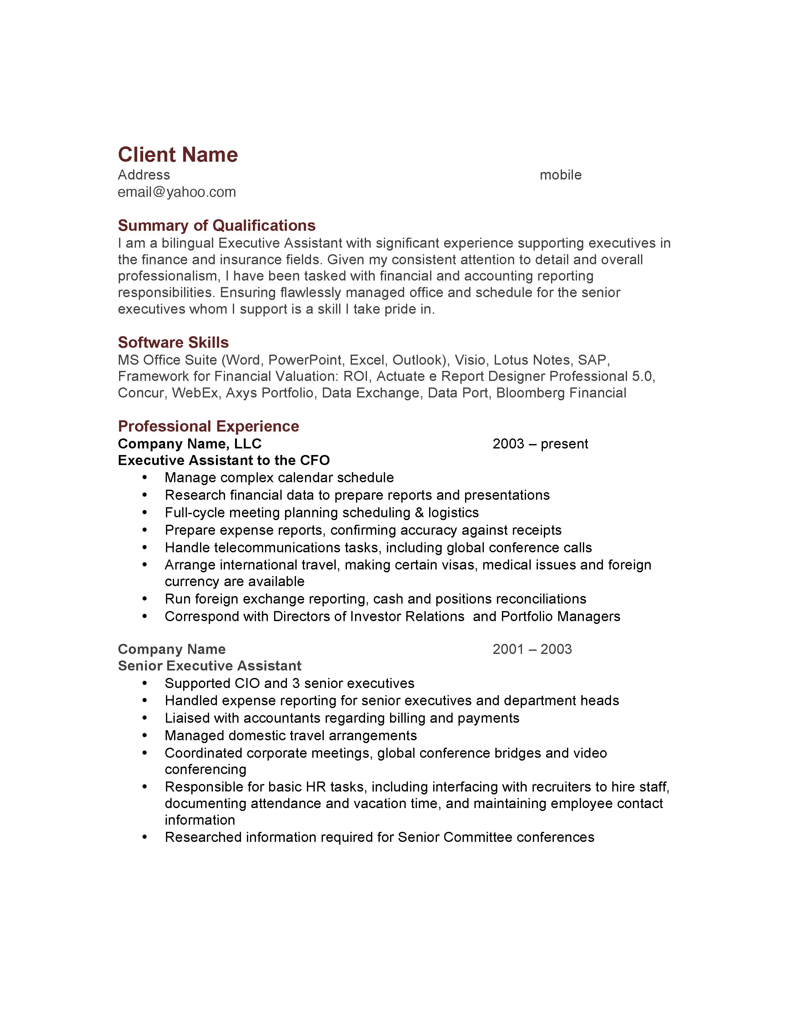 learn useful tips so you can update your resume for your